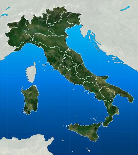 Meteo Cartina Italia.Previsioni Meteo Italia Meteo It