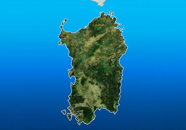 Cartina Sardegna Satellite.Previsioni Meteo Sardegna Meteo It