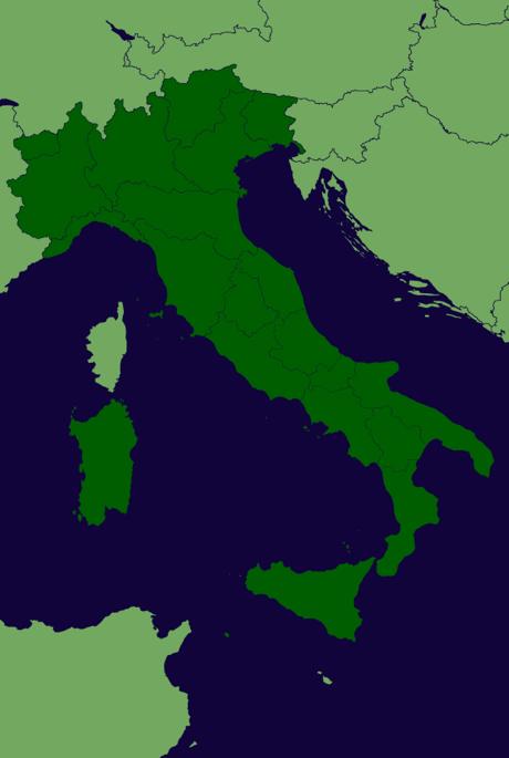 Cartina Meteorologica Dell Italia.Previsioni Meteo Italia Meteo It